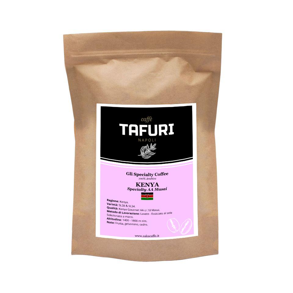 KENYA Specialty AA Masai - Specialty 100% Arabica Caffè Tafuri | 250gr.