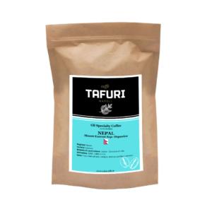 NEPAL - Mount Everest Sup. Organico - Specialty 100% Arabica Caffè Tafuri   250gr.